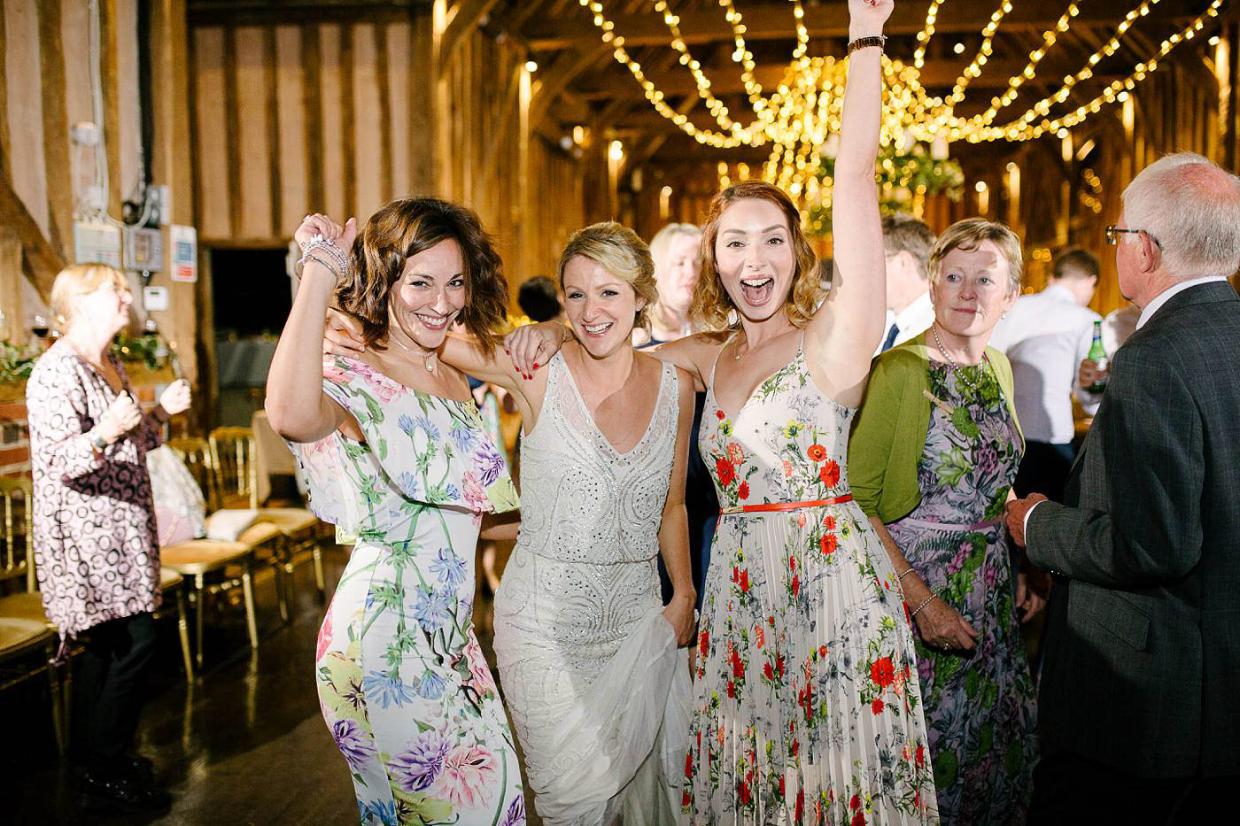 Lillibrooke Manor Wedding dance floor hi