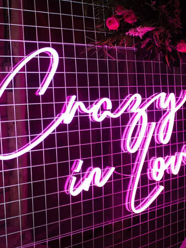 crazy in love neon sign hire.png