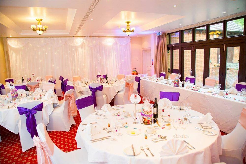 The Casa Hotel wedding