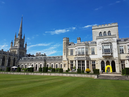 EF Summer Garden Party at Ashridge House
