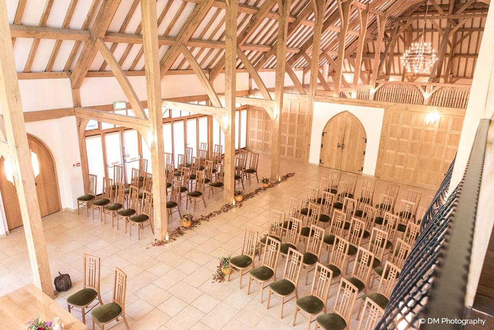 wedding venue Rivervale Barn
