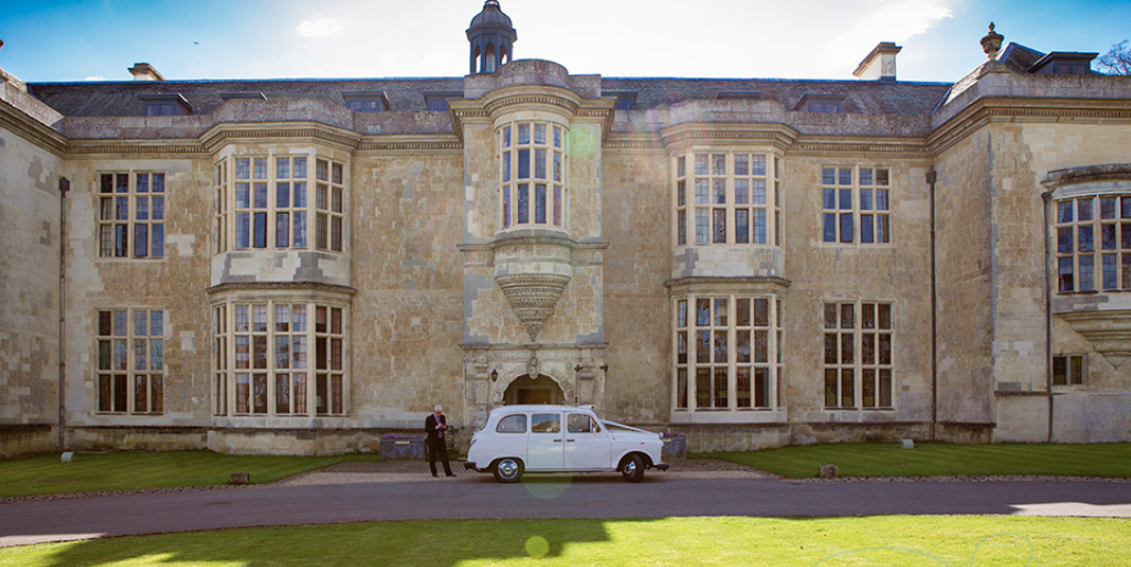 Hartwell House wedding venue