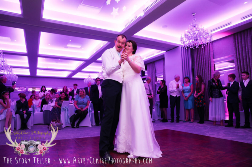 De Vere Latimer Estate Wedding DJ 42