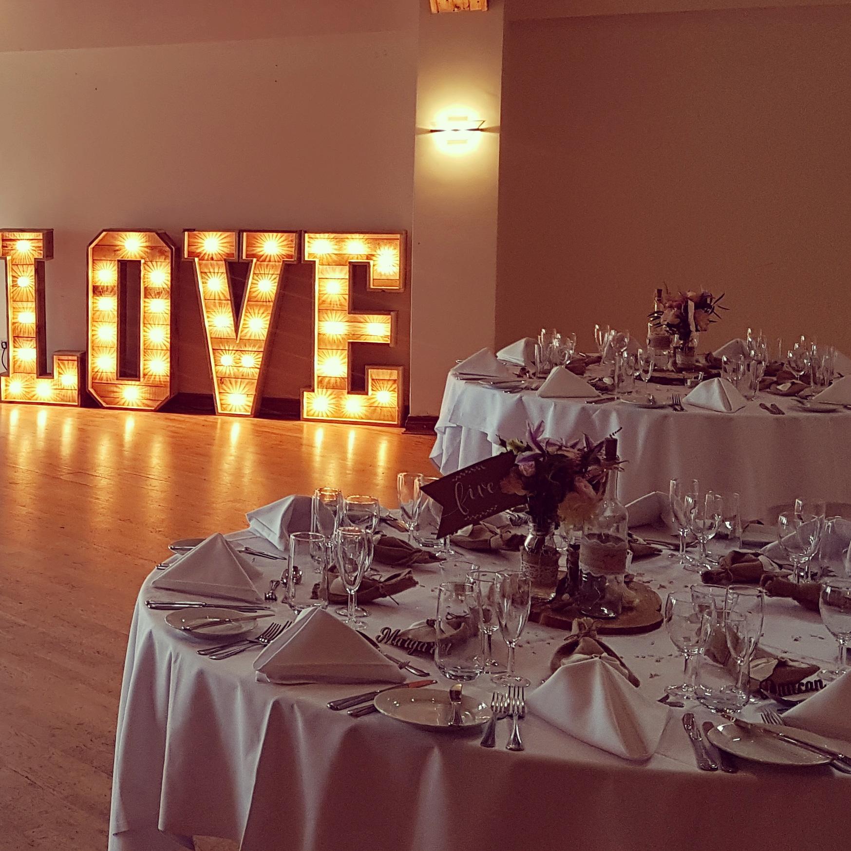 Magnolia Park Hotel Wedding Disco