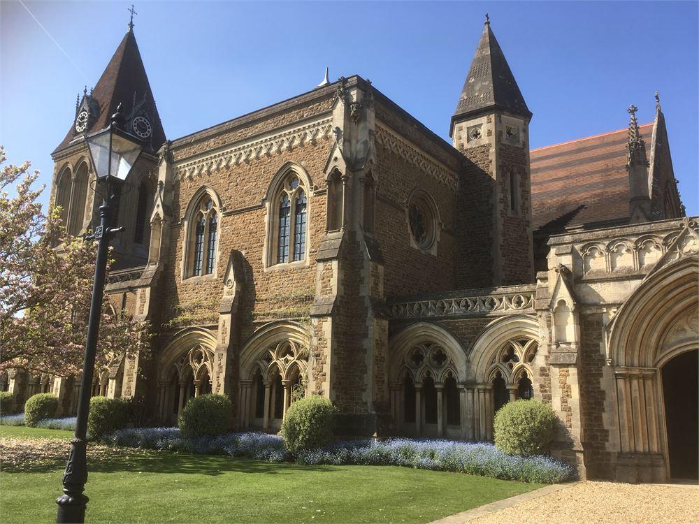Charterhouse Wedding Surrey