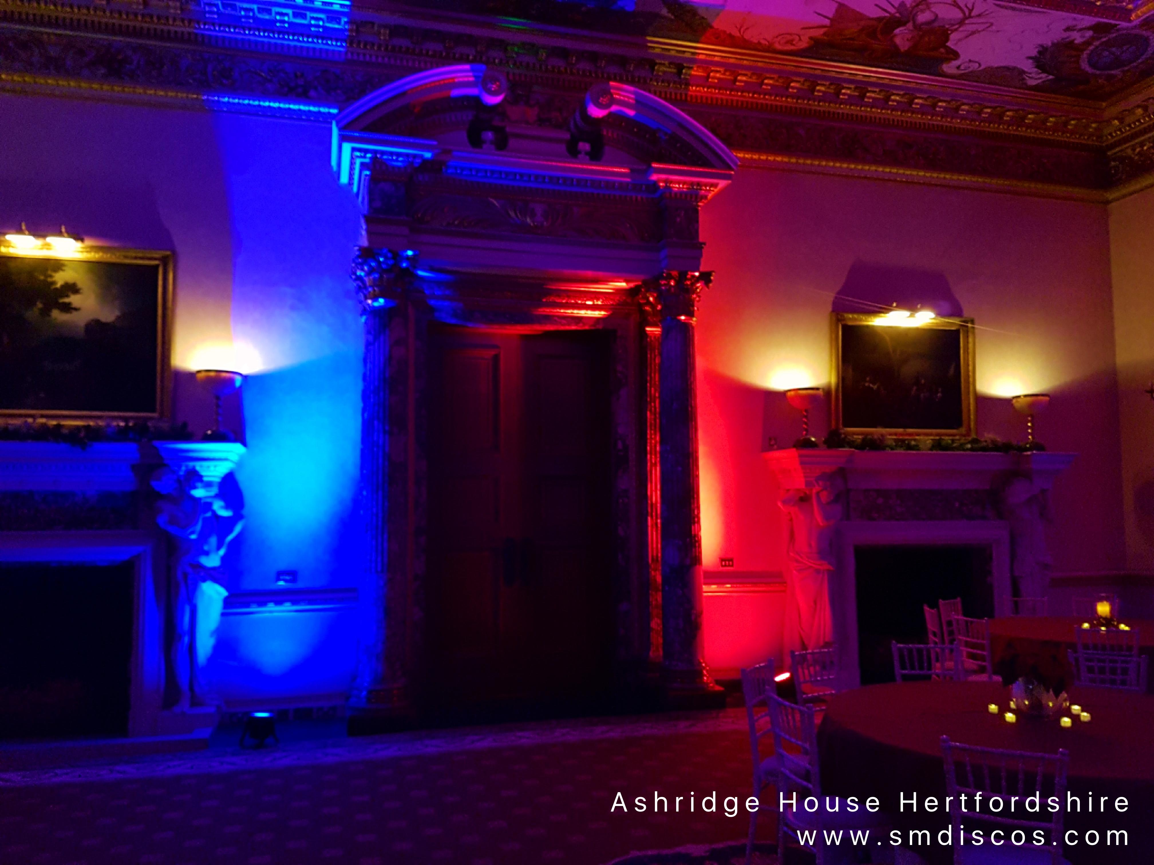 Ashridge House Hertfordshire www