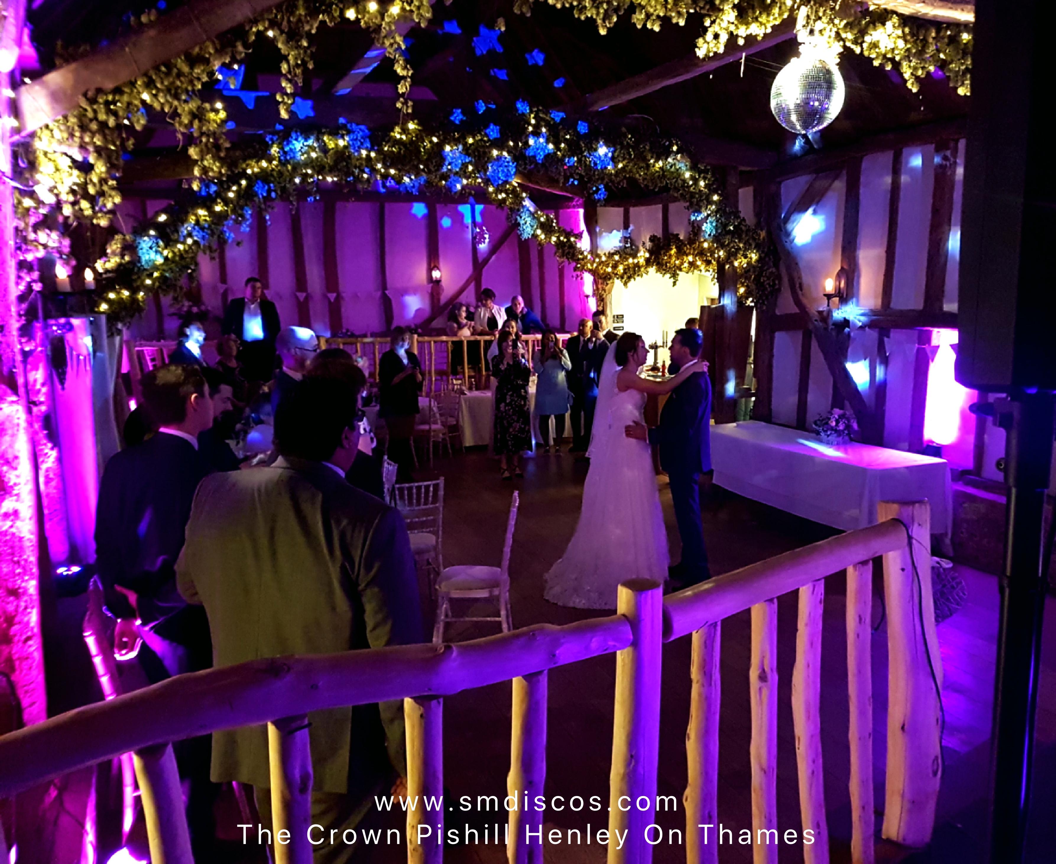 Henley On Thames wedding disco