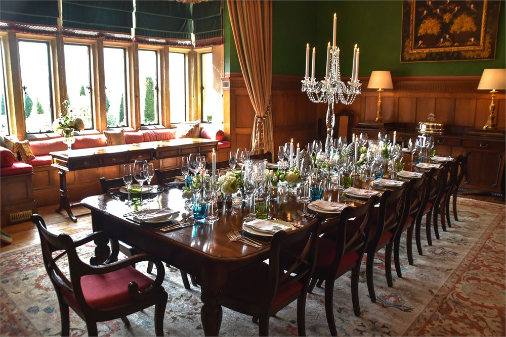 Wedding day at Tofte Manor