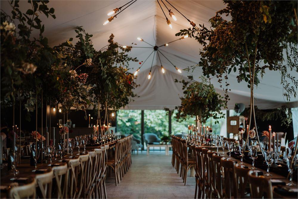 Wedding DJ for Pylewell Park
