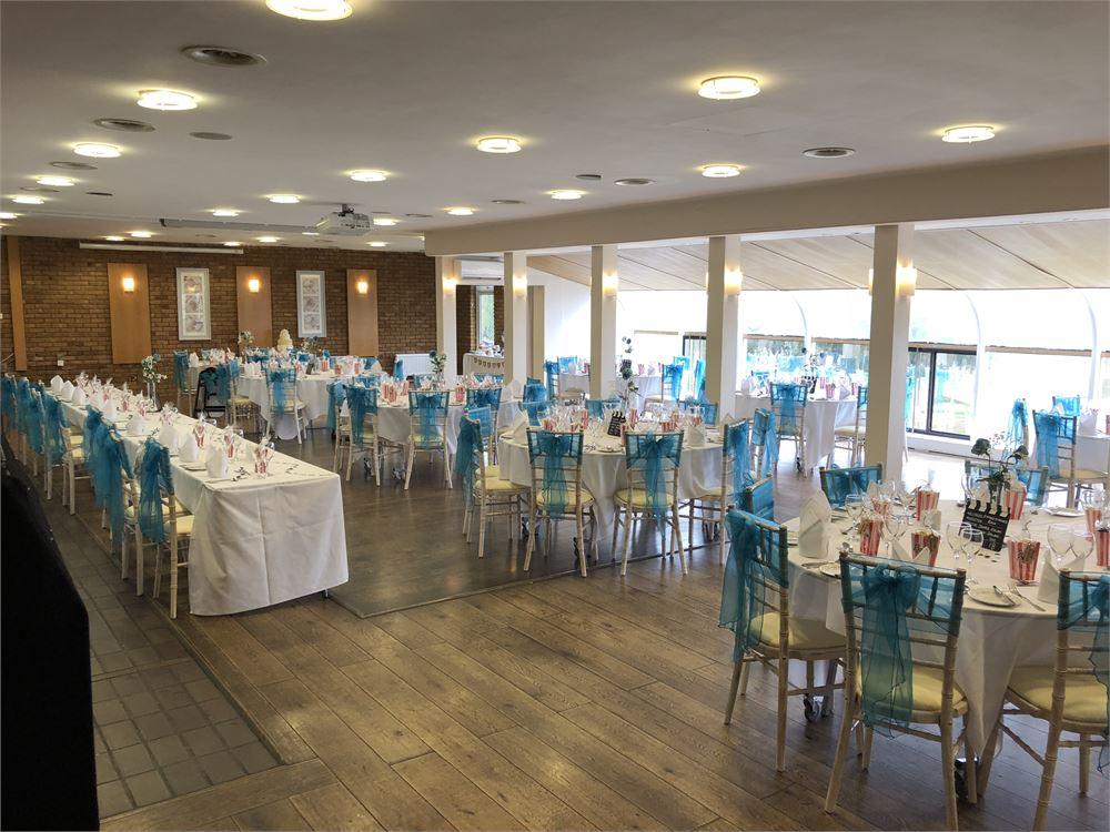 Warley Park Golf Club Wedding in Essex
