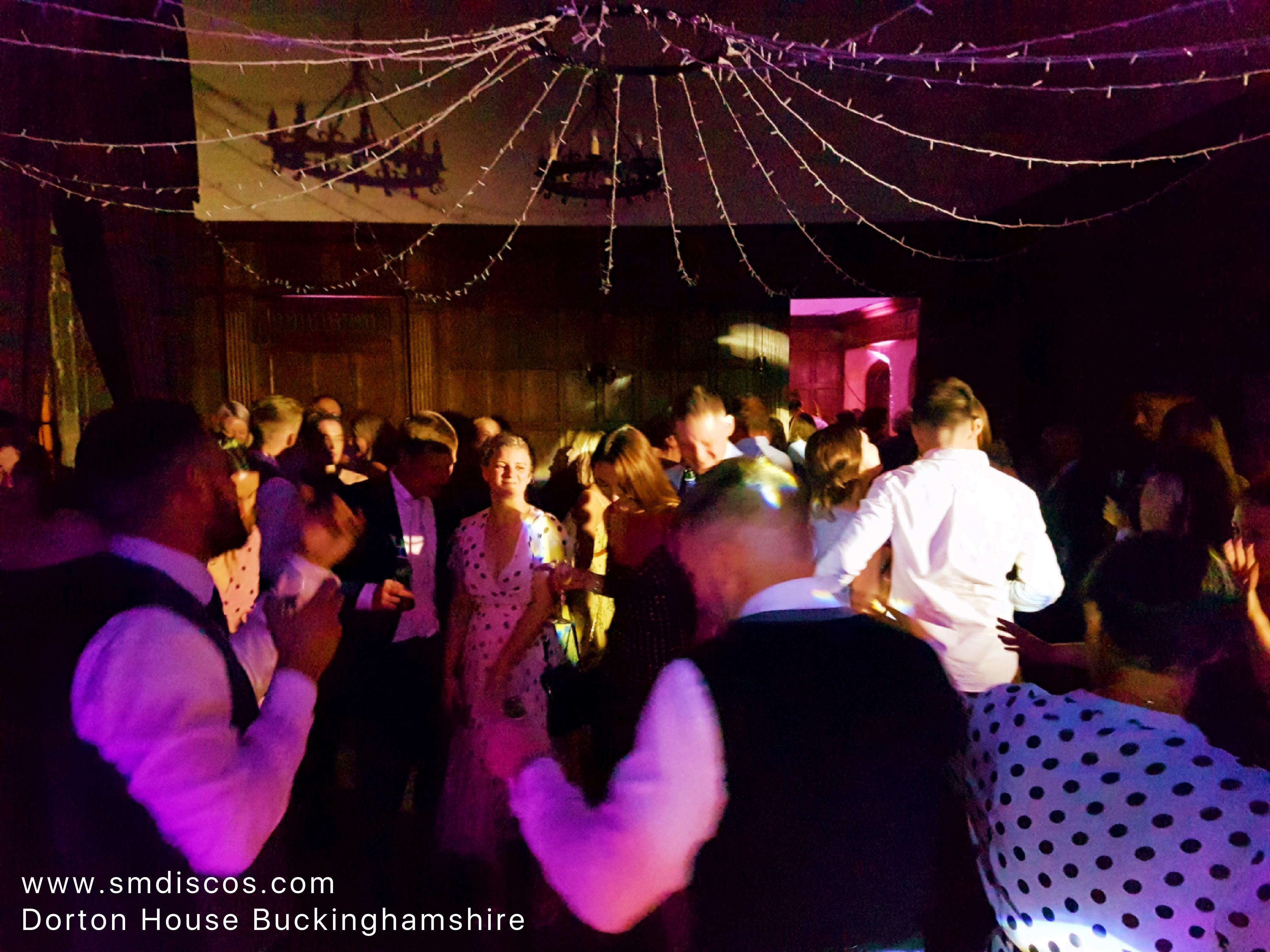 SM Discos at Dorton House
