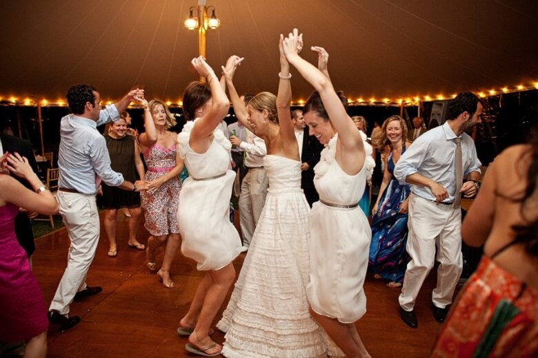 wedding dj in Marlow