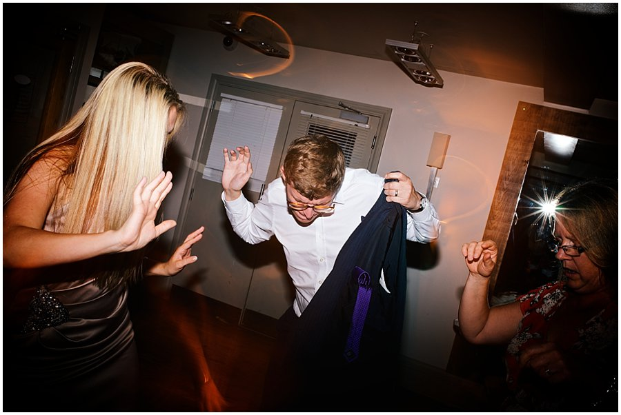 Wedding Disco hire The Roslin Beach Hote