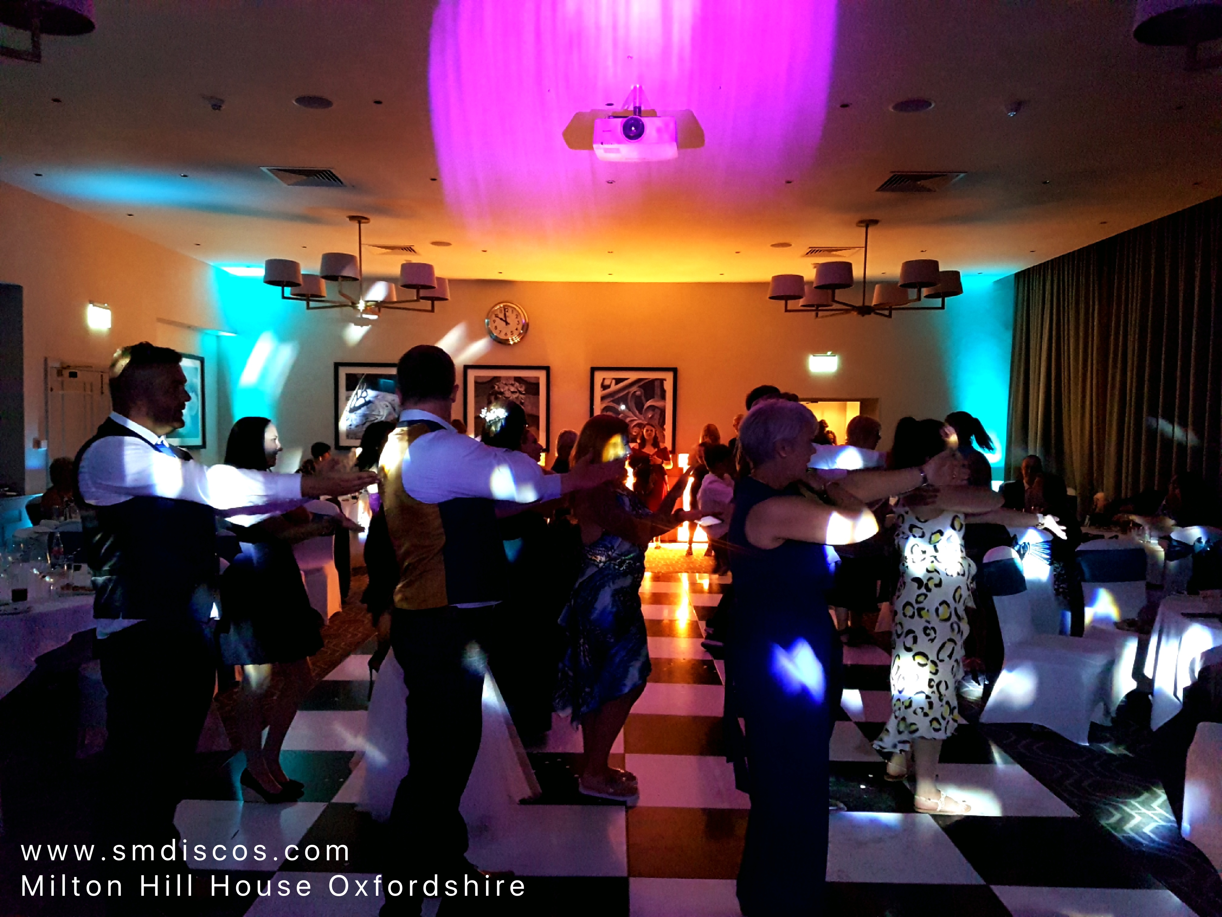 Party DJ Disco Abingdon Oxford