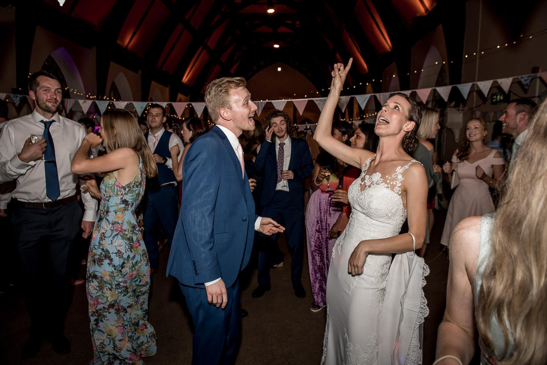 Clifton College Wedding DJ Disco