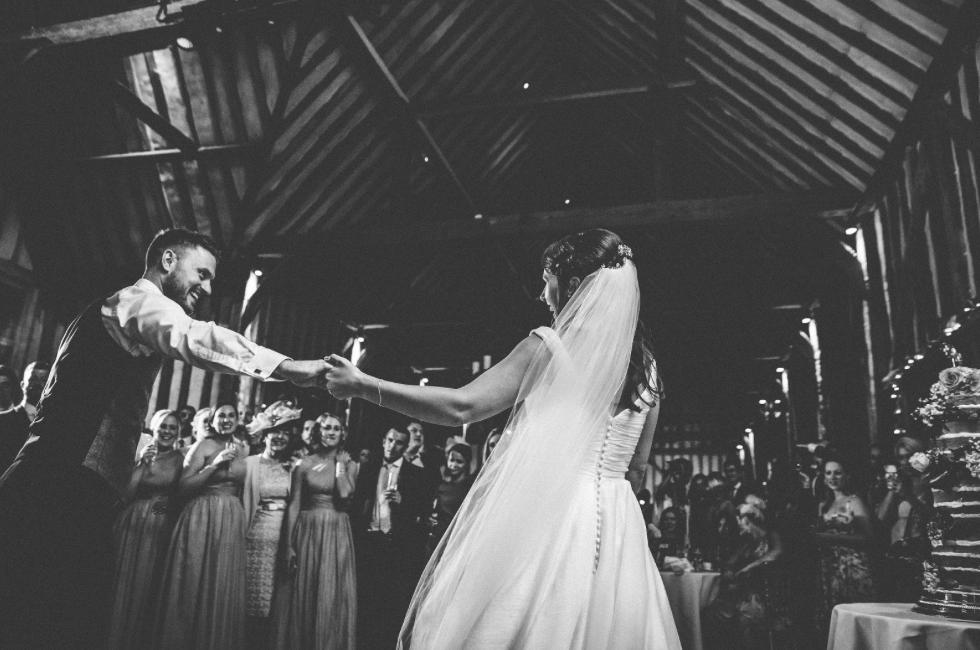 Lillibrooke Manor Wedding 1st Dance