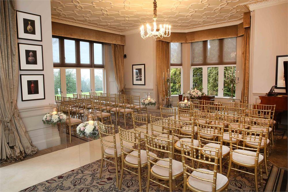 Surrey Wedding DJ Hartsfield Manor