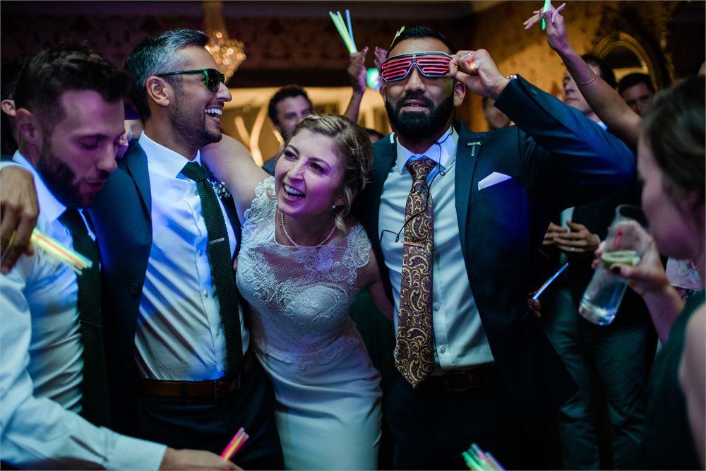 East Sussex wedding pjs