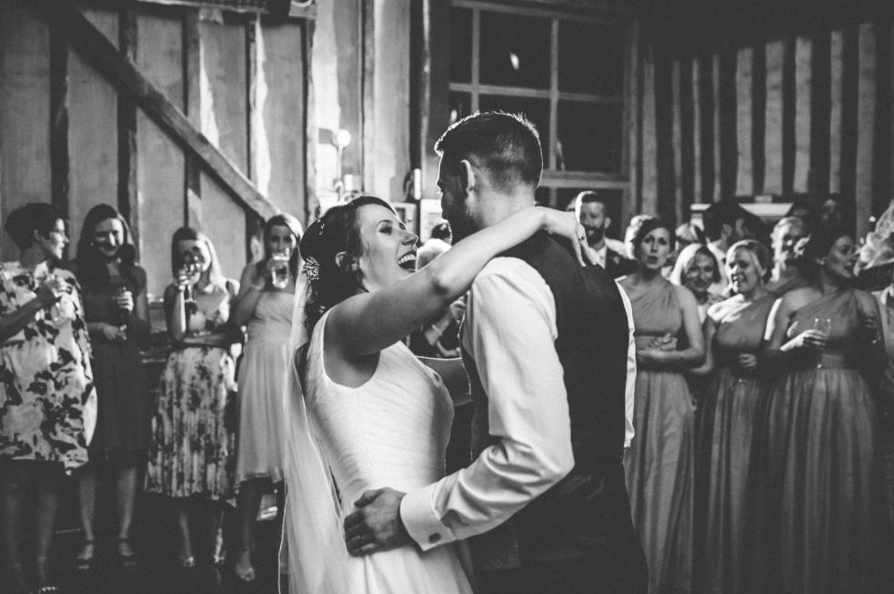 Fison Barn Wedding DJ