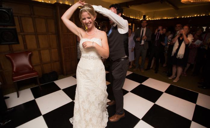 the bedford arms cheines rickmansworth wedding dj