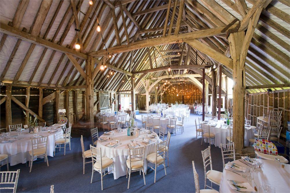 Wedding venue Ringmer Gote Barn