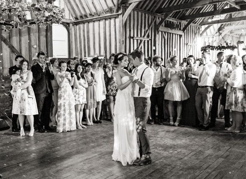 LILLIBROOKE MANOR WEDDING DJ