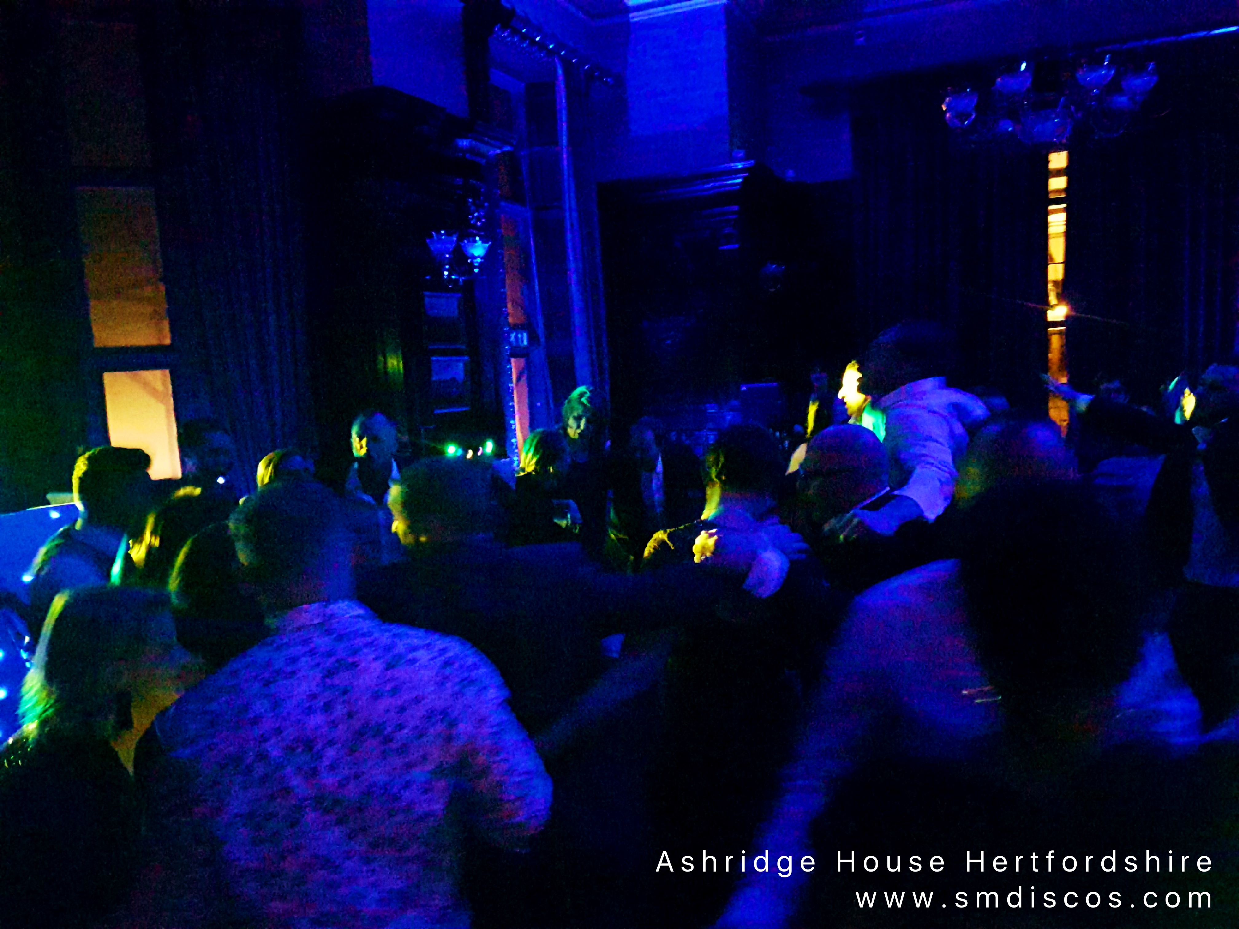Christmas dj hire in hertfordshire