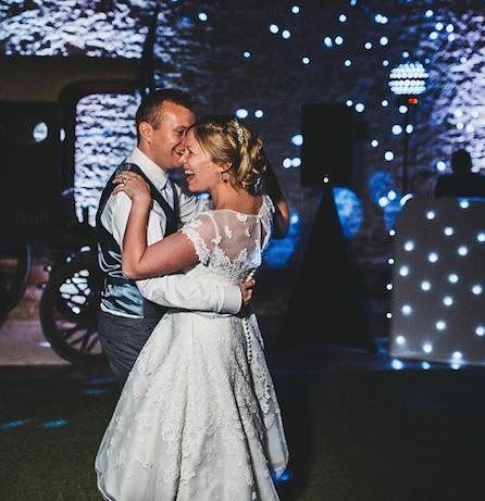 cogges wedding disco