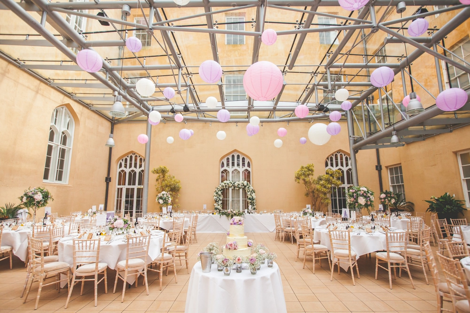 Ditton Manor Wedding Day