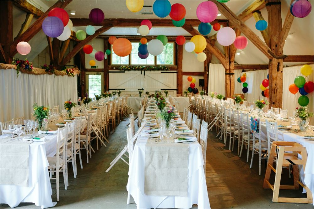 Wedding DJ Bury Manor Barn