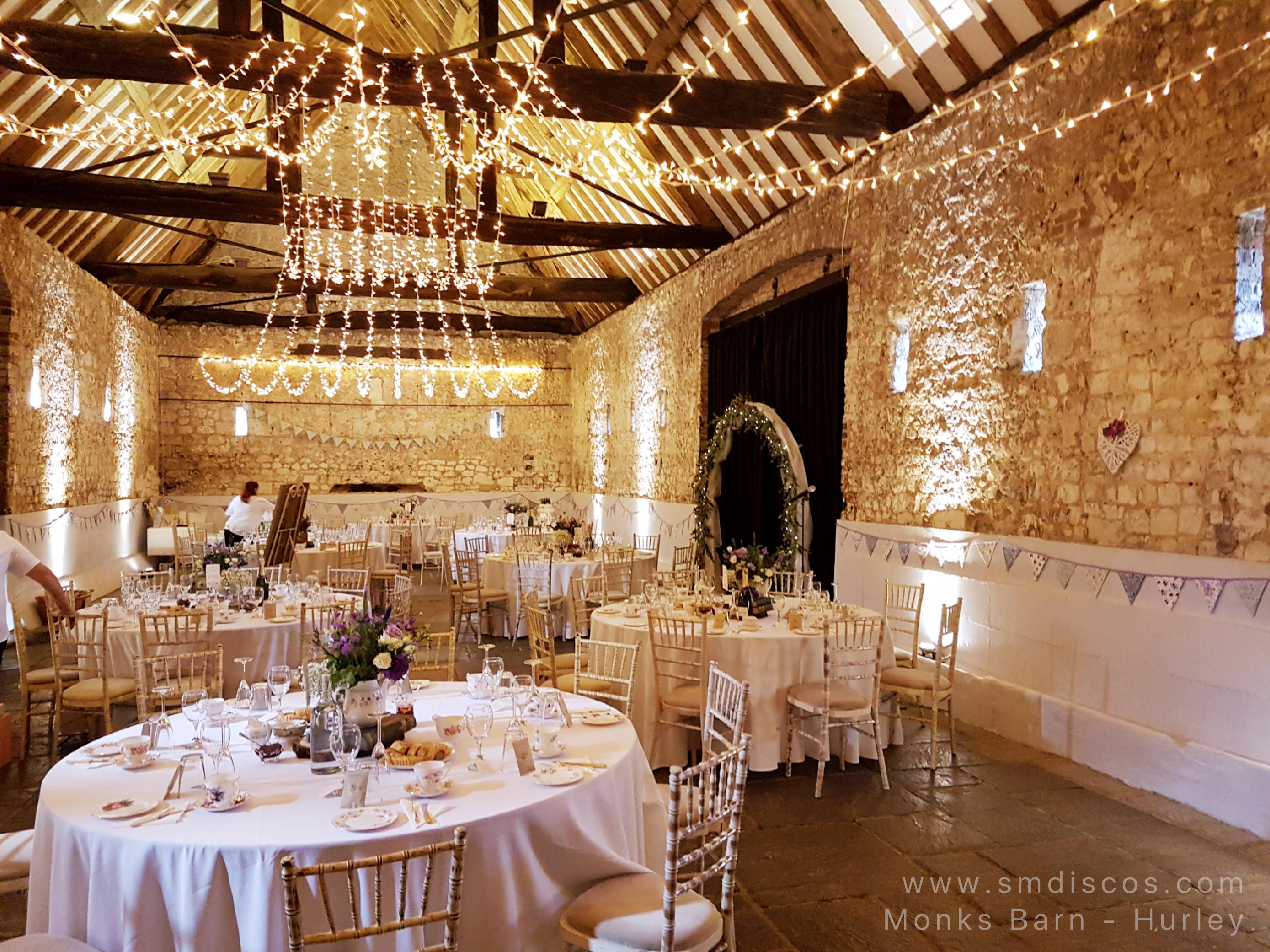 Monks Barn Wedding Venue