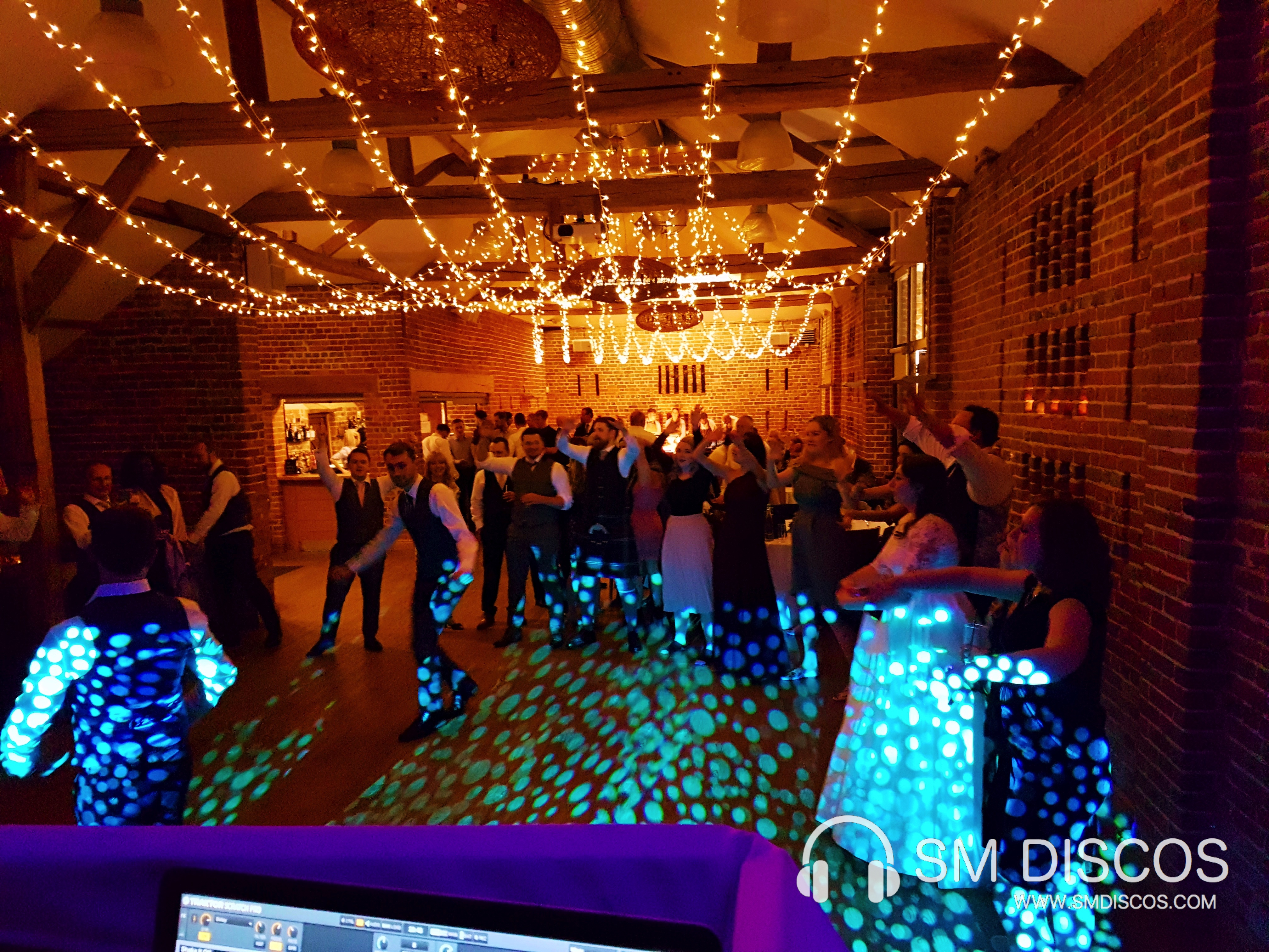Wedding DJ Berkshire Wasing Park