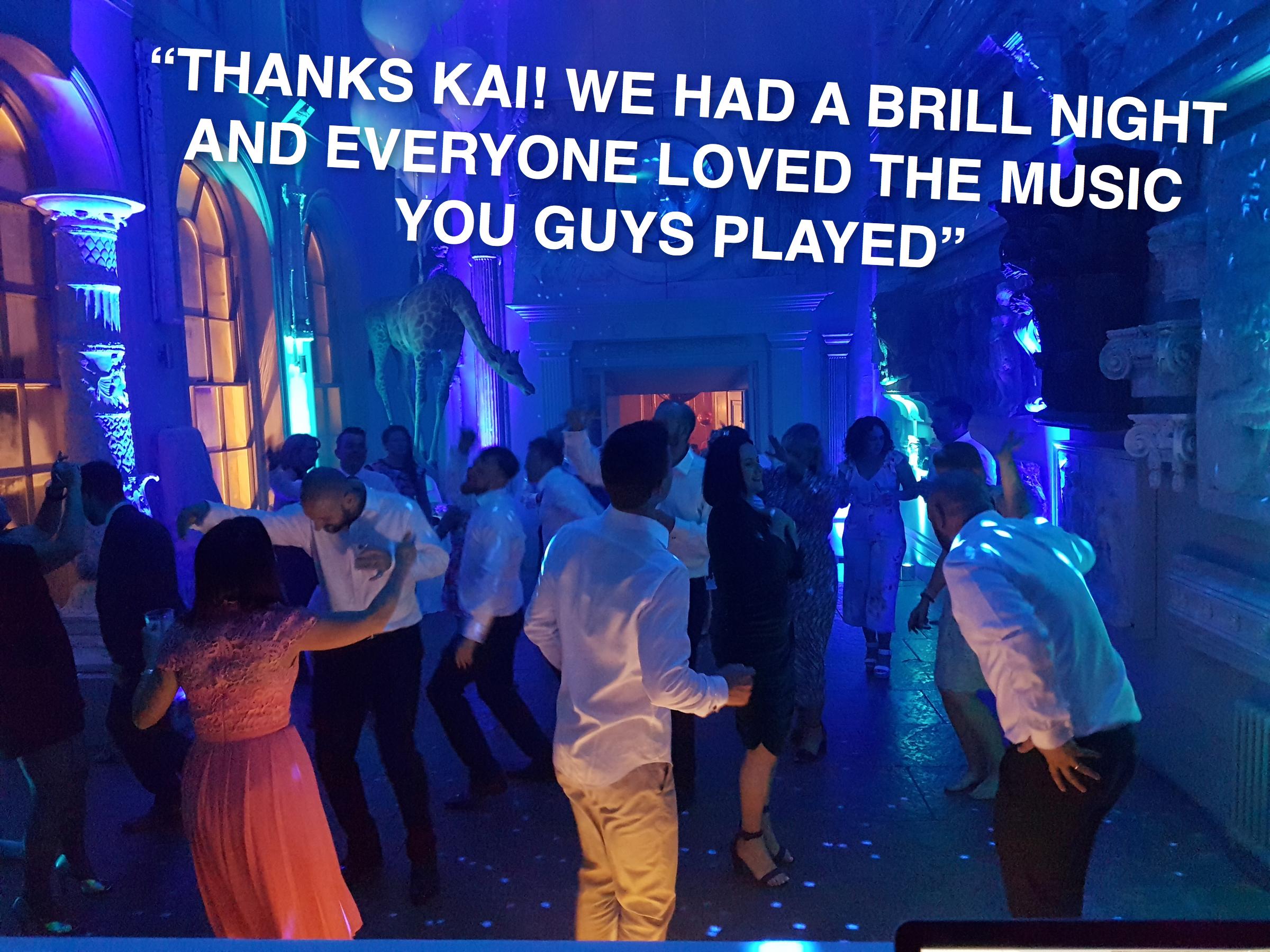 Aynhoe Park Wedding & Event DJ