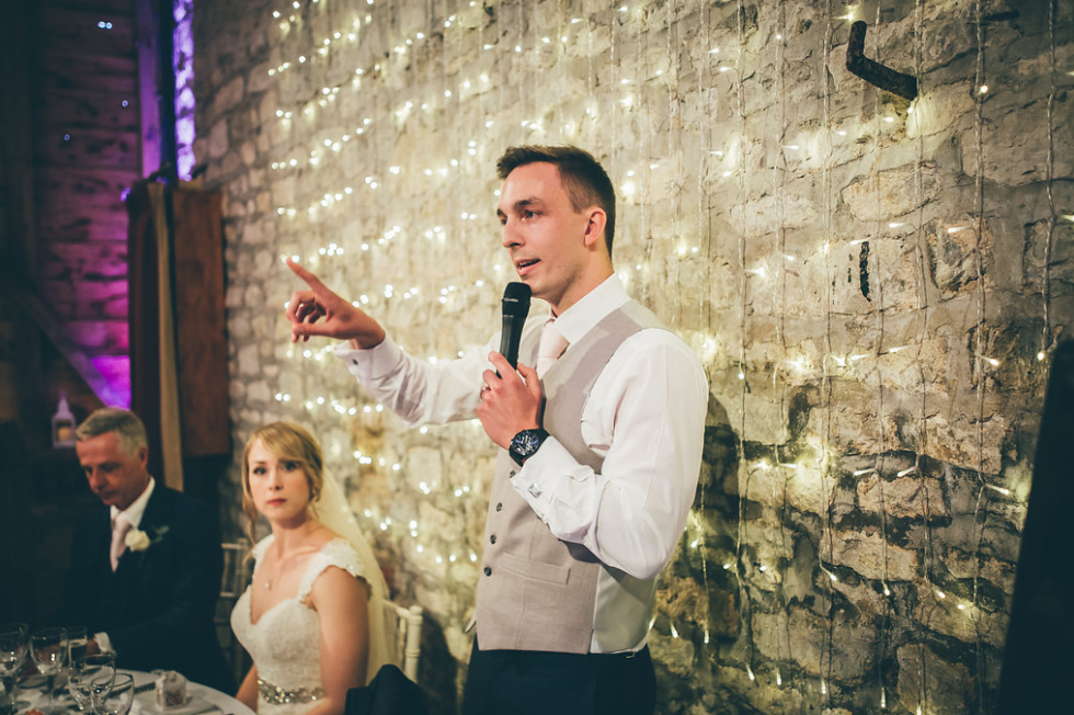 groom speech in oxfordshire