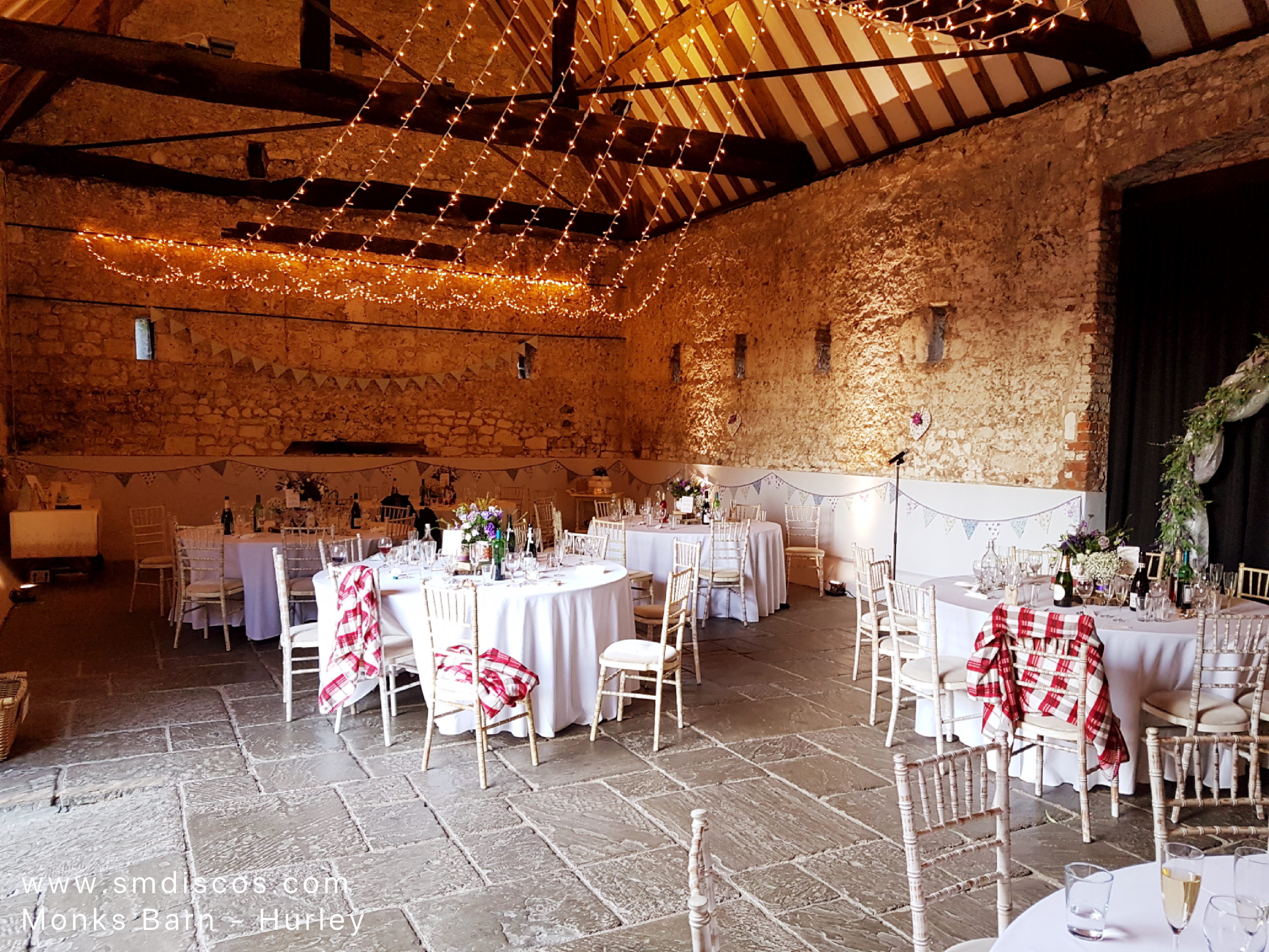 Hurley Wedding at Monks Barn