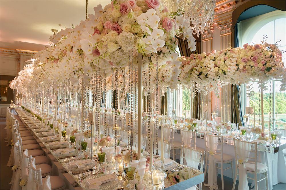 Cliveden House wedding Day