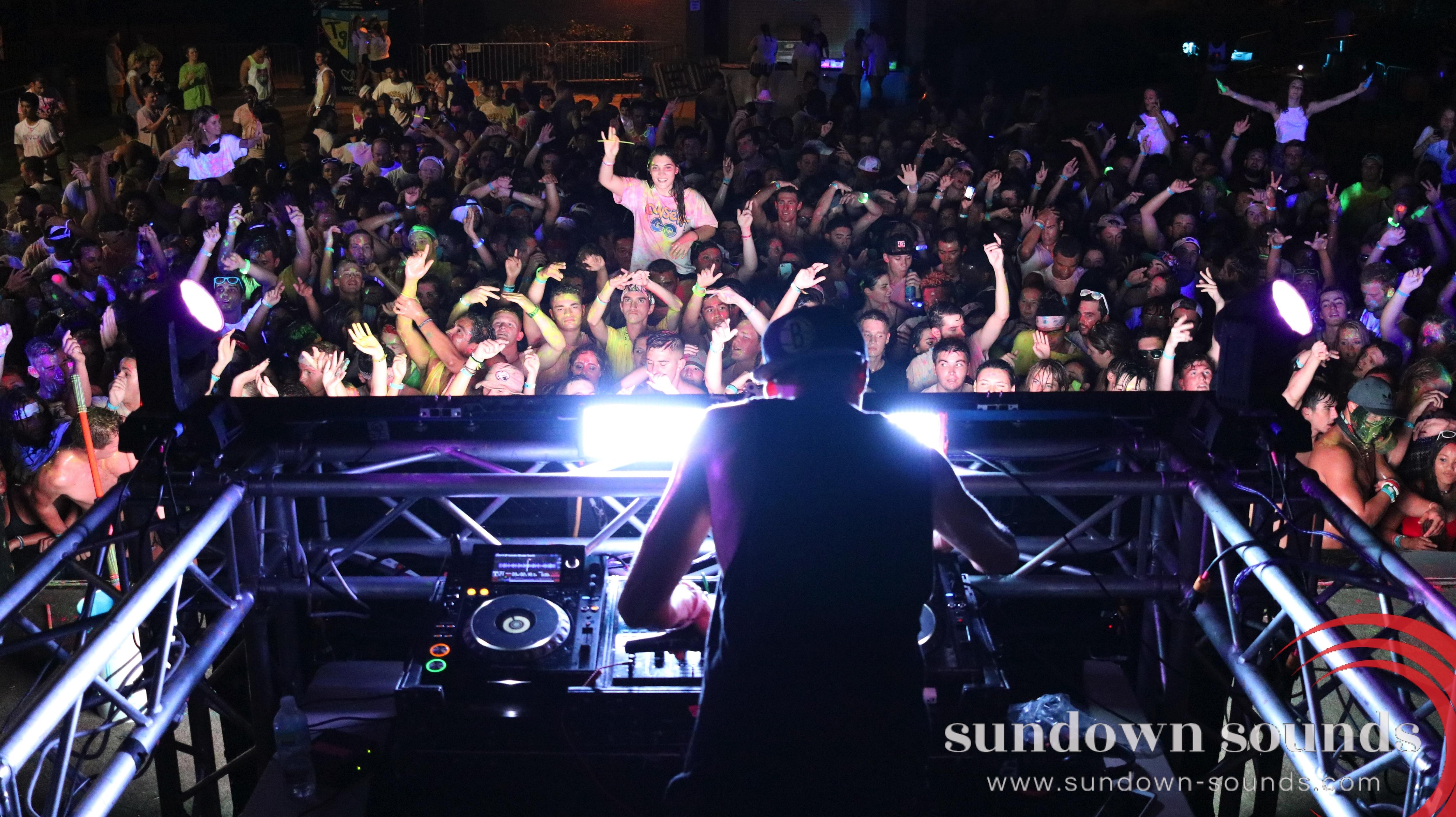 Nightclub DJ Oxford City