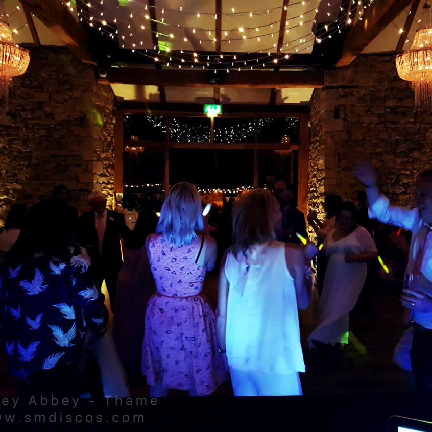 Wedding Notley Abbey