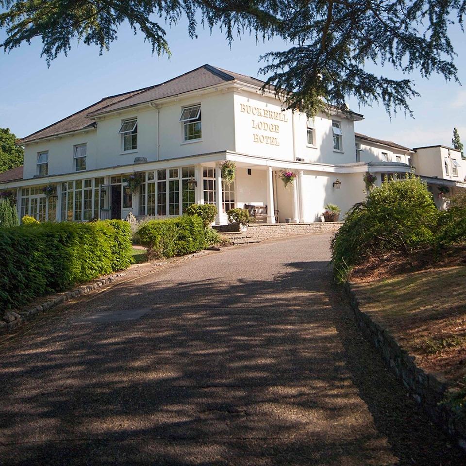 Buckerell Lodge Hotel Exeter Wedding