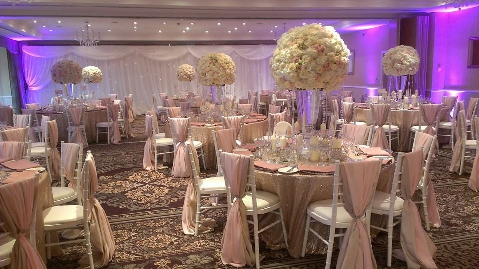 Shendish Manor wedding lighting