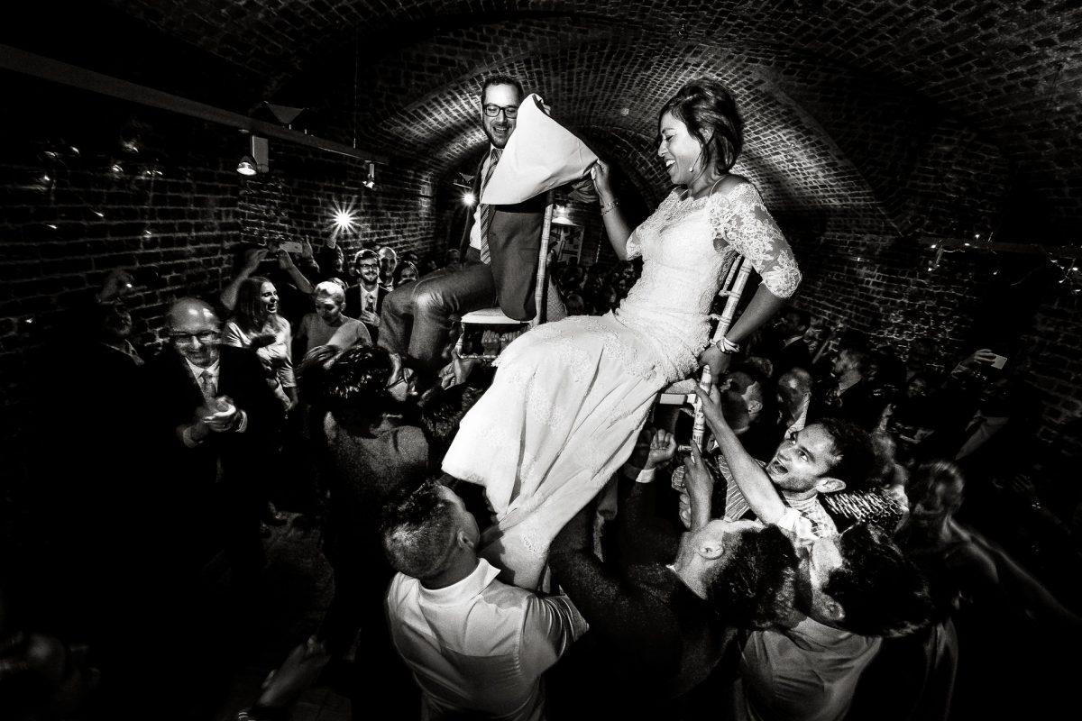 RSA House Wedding DJs