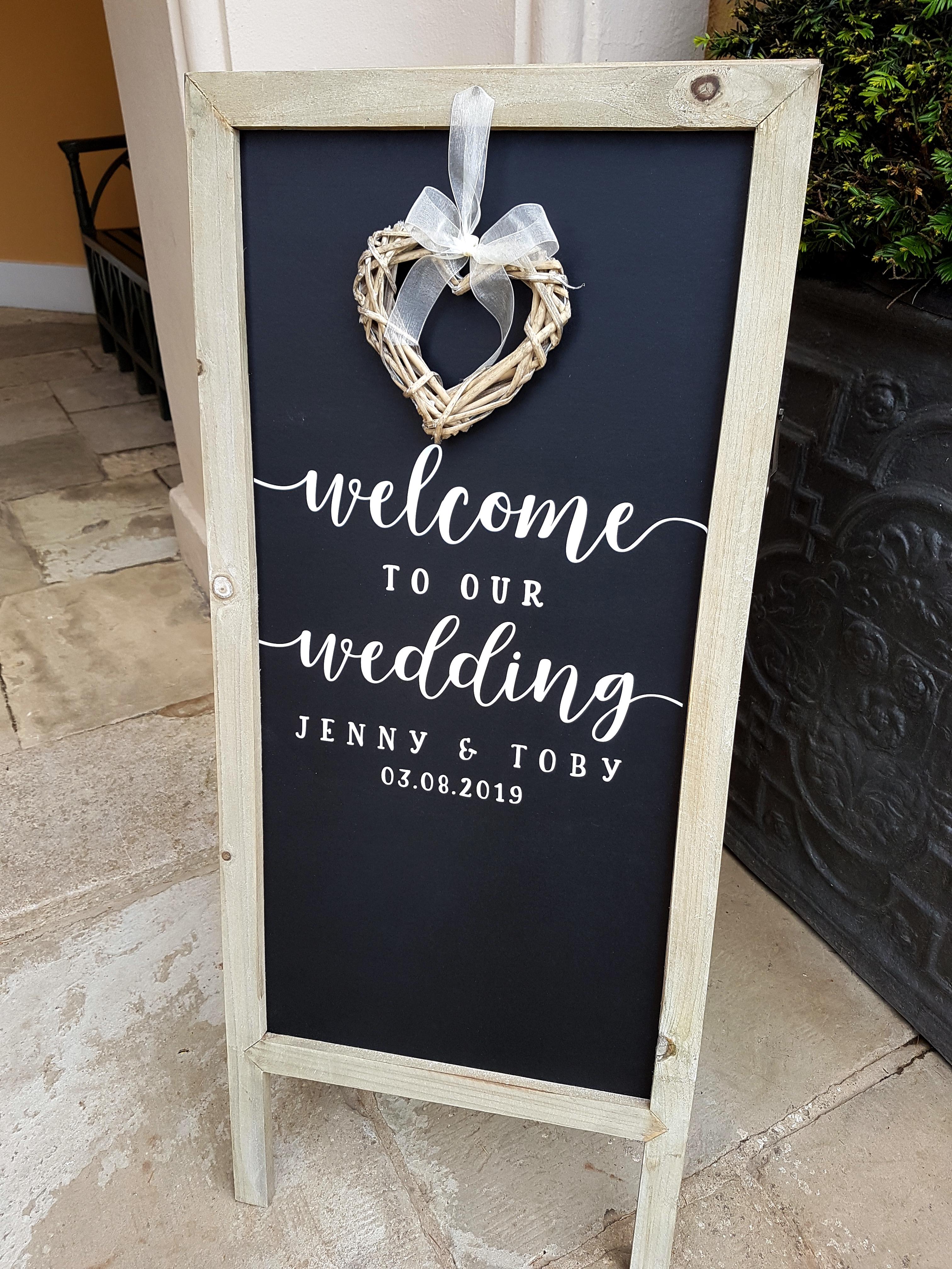 Hampden House Wedding Day