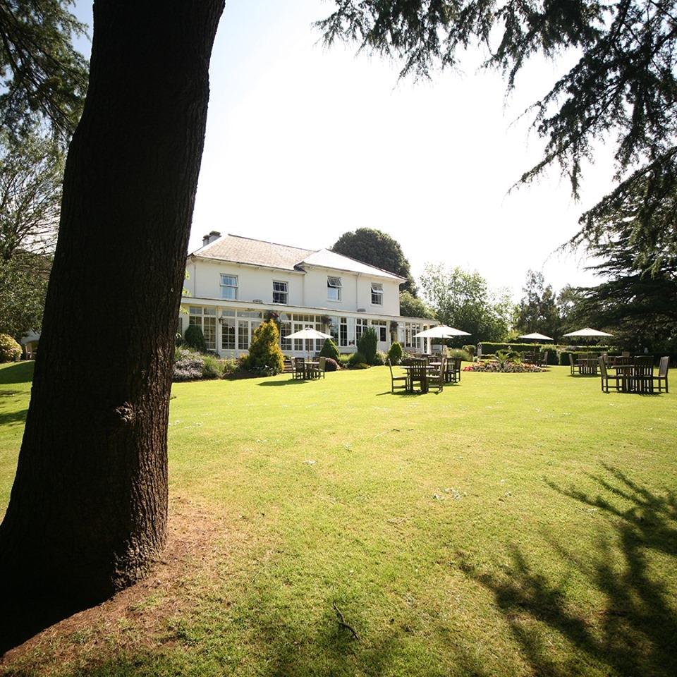 DJ for Buckerell Lodge Hotel Cornwall