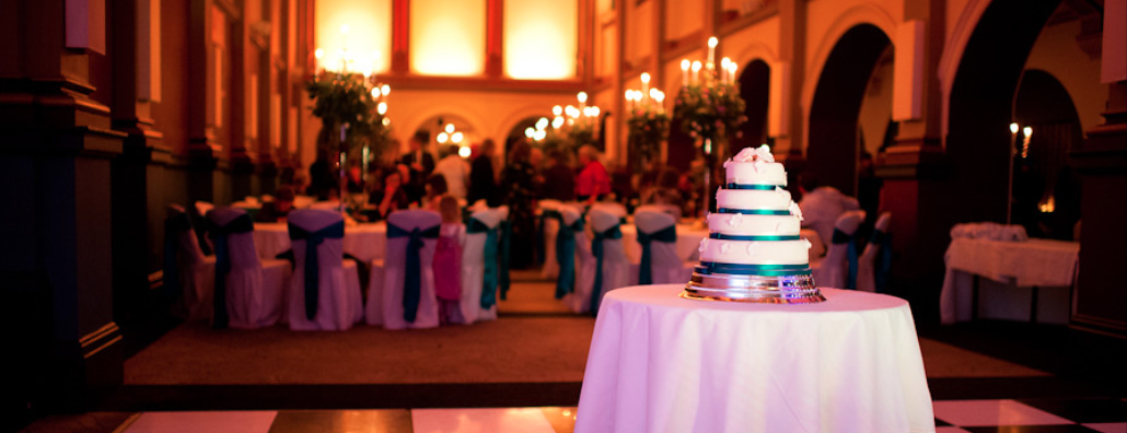 wedding disco De Vere Beaumont Estate