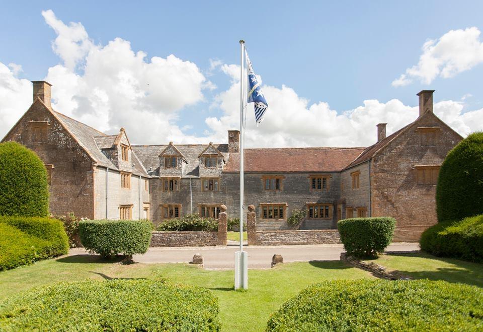 Somerset Wedding Midelney Manor