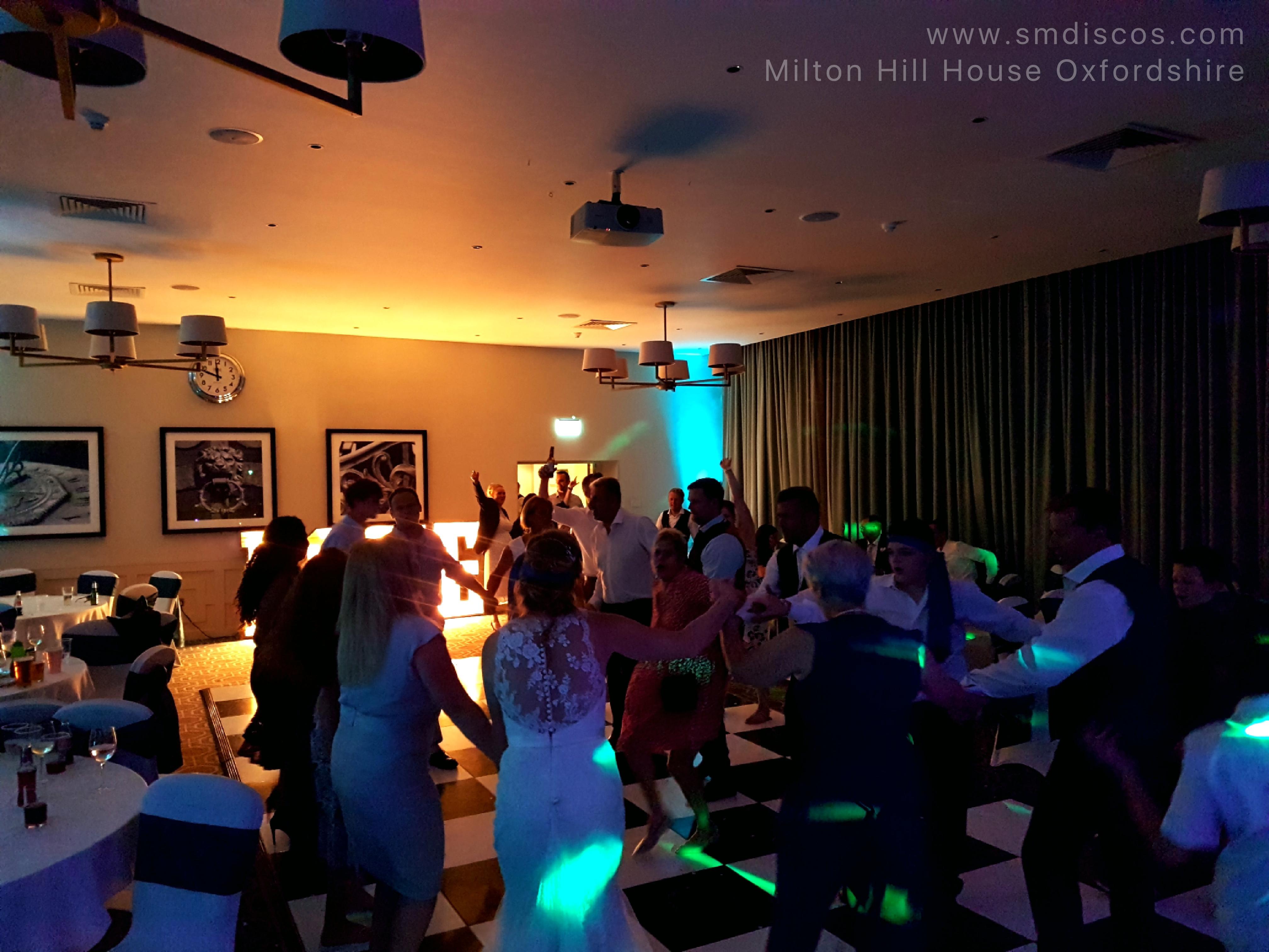 Oxfordshire Wedding DJ Disco