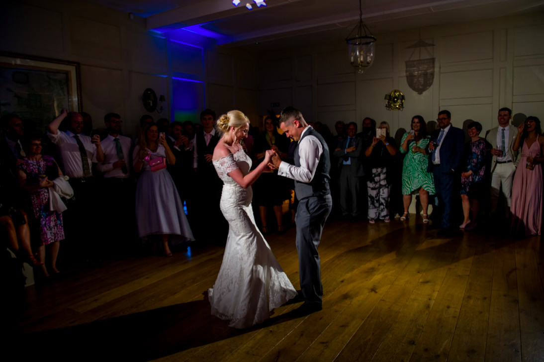 Hampden House Wedding DJ Discos