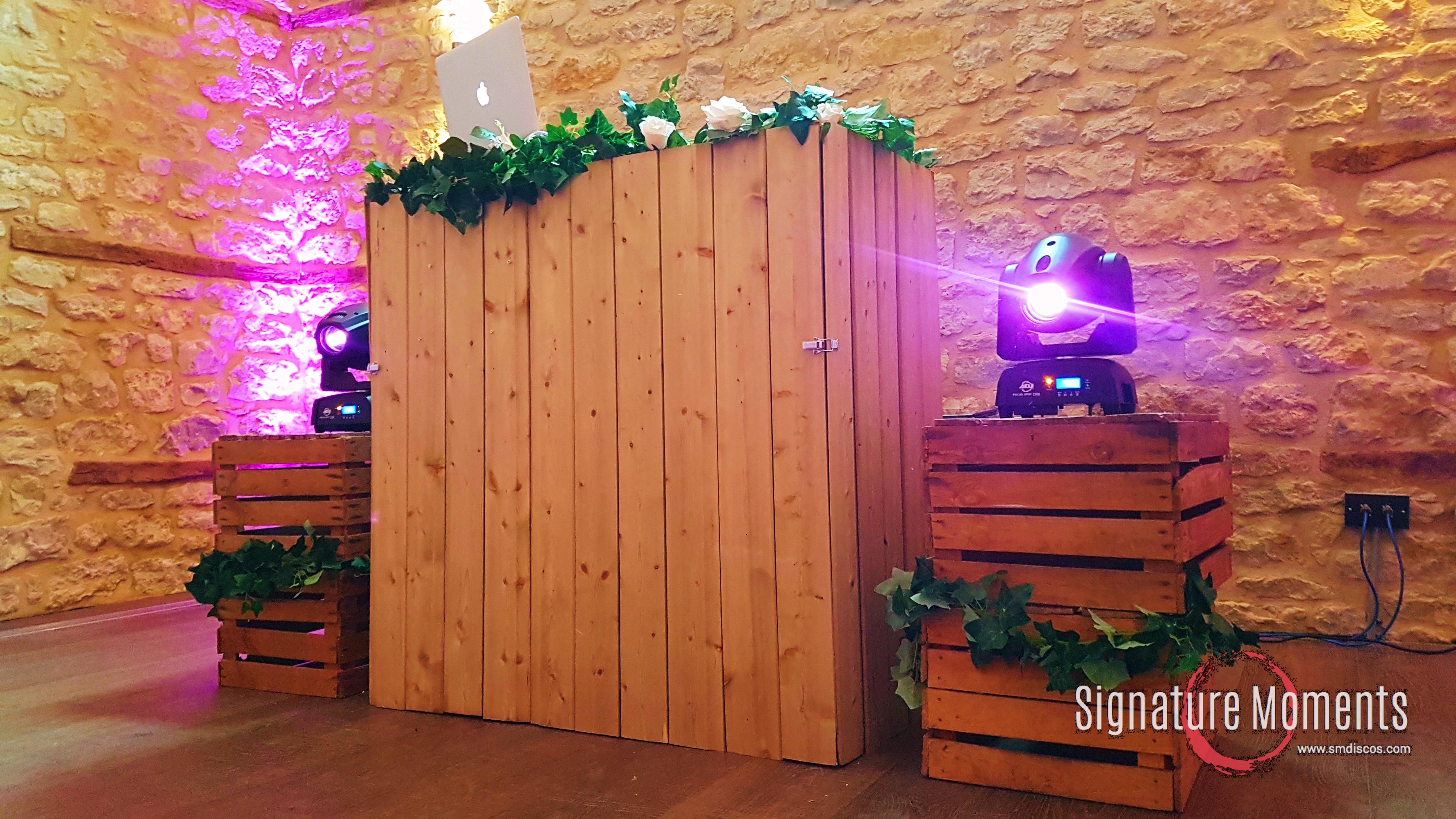 Huntsmill Farm Wedding DJ