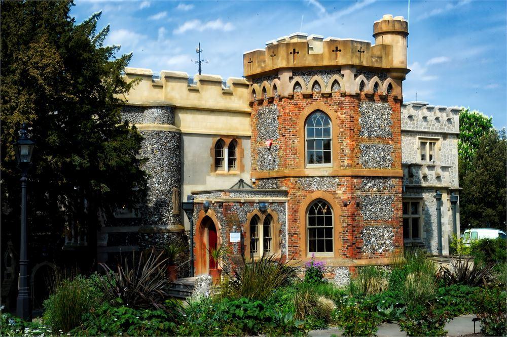 Whitstable Castle Wedding DJs