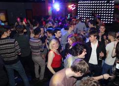 School prom DJ Oxford